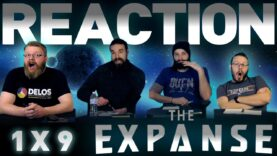 The Expanse 1×10 Reaction