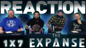The Expanse 1×7 Reaction
