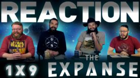 The Expanse 1×9 Reaction