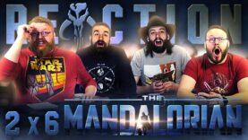 The Mandalorian 2×6 Reaction