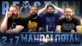 The Mandalorian 2×7 Reaction