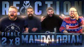 The Mandalorian 2×8 Reaction