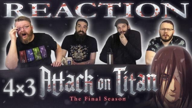 Attack on Titan 4×3