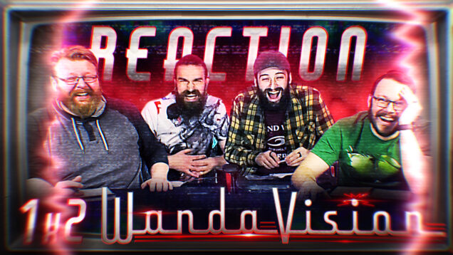 WandaVision 1×2 Reaction Thumbnail