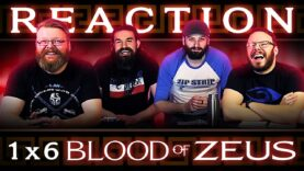Blood of Zeus 1×6 Reaction