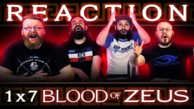 Blood of Zeus 1×7 Reaction