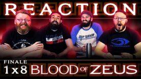 Blood of Zeus 1×8 Reaction