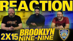Brooklyn Nine-Nine 2×15 Reaction