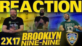 Brooklyn Nine-Nine 2×17 Reaction