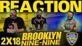 Brooklyn Nine-Nine 2×18 Reaction