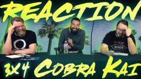 Cobra Kai 3×4 Reaction