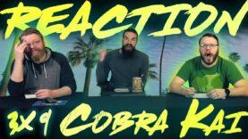 Cobra Kai 3×9 Reaction