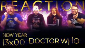 Doctor Who 13×0 Reaction