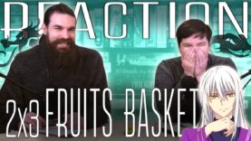 Fruits Basket 2×3 Reaction