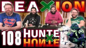 Hunter x Hunter 108 Reaction