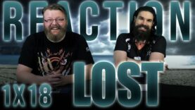Lost 1×18 Reaction