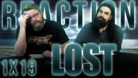 Lost 1×19 Reaction