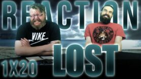 Lost 1×20 Reaction