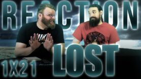 Lost 1×21 Reaction