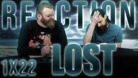 Lost 1×22 Reaction