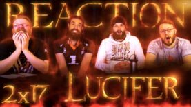 Lucifer 2×17 Reaction