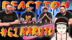 Naruto 61 Reaction
