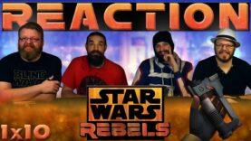 Star Wars Rebels Reaction 1×10