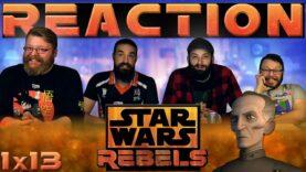 Star Wars Rebels Reaction 1×13