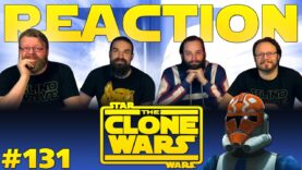 Star Wars: The Clone Wars 131 Reaction