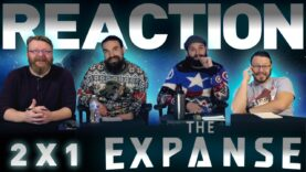 The Expanse 2×1 Reaction