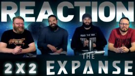 The Expanse 2×2 Reaction