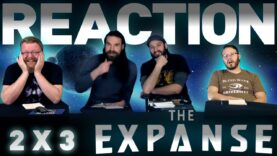 The Expanse 2×3 Reaction