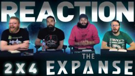 The Expanse 2×4 Reaction