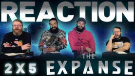 The Expanse 2×5 Reaction