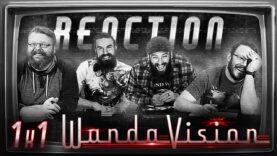 WandaVision 1×1 Reaction