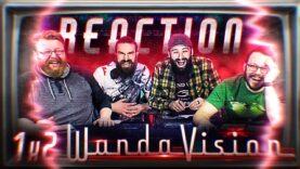 WandaVision 1×2 Reaction