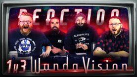 WandaVision 1×3 Reaction