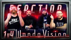 WandaVision 1×4 Reaction