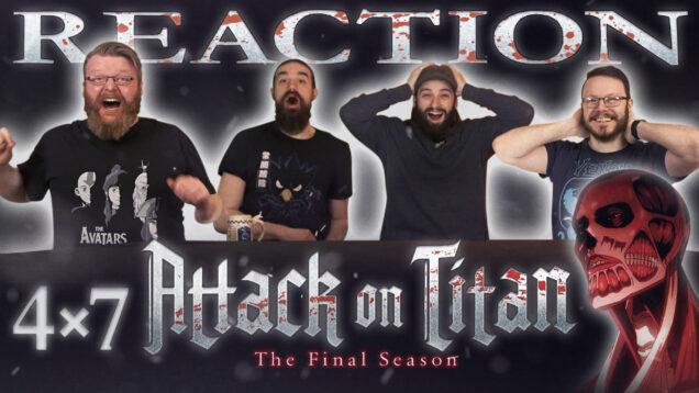 Attack on Titan 4×7