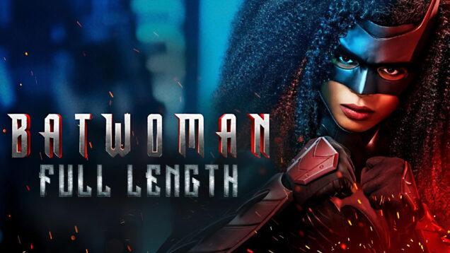 Batwoman full length icon