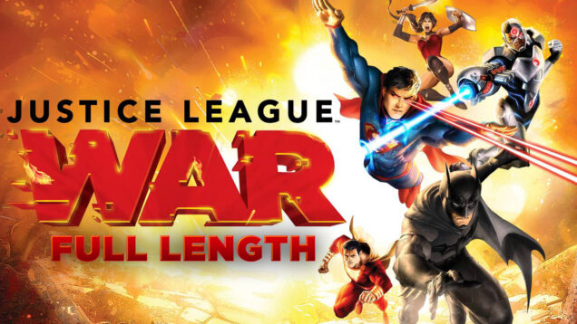 Justice League War FL Thumbnail