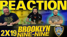 Brooklyn Nine-Nine 2×19 Reaction