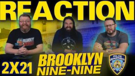 Brooklyn Nine-Nine 2×21 Reaction