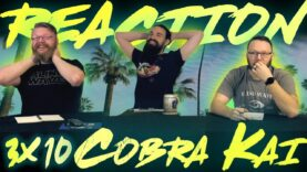 Cobra Kai 3×10 Reaction