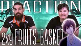 Fruits Basket 2×9 Reaction
