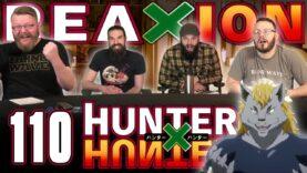 Hunter x Hunter 109 Reaction