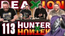 Hunter x Hunter 113 Reaction