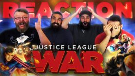 Justice League: War Movie Reaction