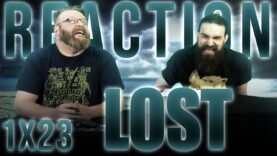 Lost 1×23 Reaction