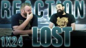 Lost 1×24 Reaction